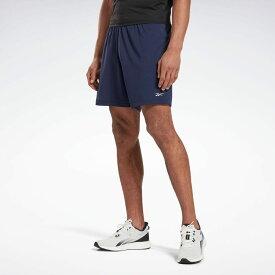 【公式】リーボック Reebok ラン エッセンシャルズ ベーシック 7インチ ショーツ / Run Essentials Basic 7-Inch Shorts メンズ FU1334 ランニング ウェア ランニングウェア