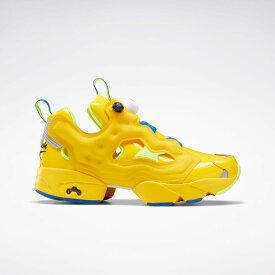 【公式】リーボック Reebok 【Reebok CLASSIC × ミニオンズ】インスタポンプ フューリー / Instapump Fury Shoes レディース メンズ FY3404 クラシック シューズ