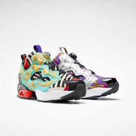 【公式】リーボック Reebok 【Reebok CLASSIC × ミニオンズ】インスタポンプ フューリー / Instapump Fury Shoes レディース メンズ FY9092 クラシック シューズ p1204