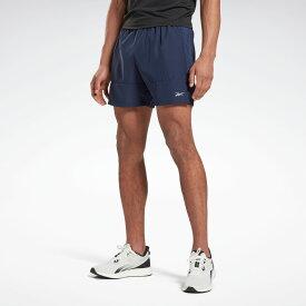 【公式】リーボック Reebok ラン エッセンシャルズ 5インチ ショーツ / Run Essentials 5-Inch Shorts メンズ FT1050 ランニング ウェア ランニングウェア