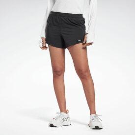 【公式】リーボック Reebok ランニング エッセンシャルズ 4インチ ショーツ / Running Essentials 4-Inch Shorts レディース FU1456 ランニング ウェア ランニングウェア