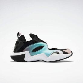 【公式】リーボック Reebok 返品可 フューリーライト モレキュール フェスティバル / Furylite Molecule Festival Shoes レディース メンズ GW7686 クラシック シューズ・靴