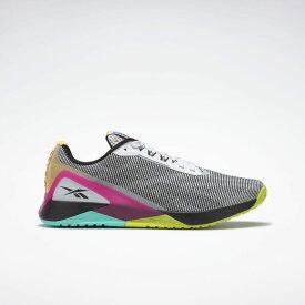 【2000円OFFクーポン対象 09/17 10:00〜09/24 09:59】【公式】リーボック Reebok 返品可 Nano X1 / Nano X1 Grit Shoes メンズ H02864 トレーニング シューズ・靴 mss21fw トレーニングシューズ