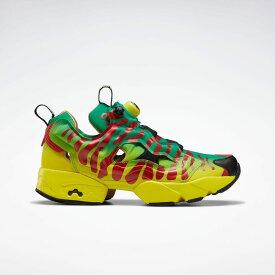 【公式】リーボック Reebok 返品可 ジュラシック・パーク インスタポンプ フューリー / Jurassic Park Instapump Fury OG Shoes レディース メンズ GW0212 クラシック シューズ・靴