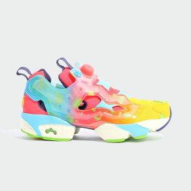 【公式】リーボック Reebok 返品可 ジェリー ベリー インスタポンプ フューリー / Jelly Belly Instapump Fury Shoes レディース メンズ GW3388 クラシック シューズ・靴