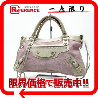 "Balenciaga bag ""the first"" Huracan pink x ivory 103208 ""response.""-fs3gm"