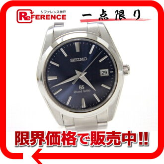 "Seiko Grand Seiko men's watch SS quartz 9F62-0AB0 brand new as well ""response.""-fs3gm"