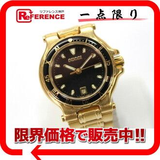 GUCCI古馳女士手錶GP石英9800L美品