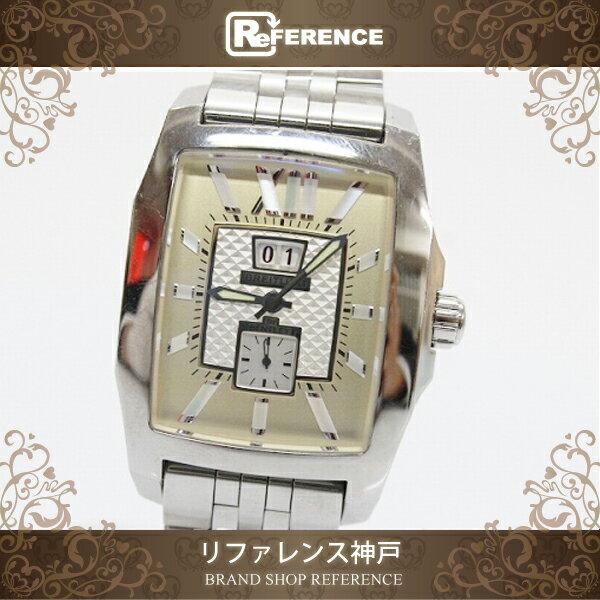 BREITLING ブライトリング ベントレー フライングB No.3 メンズ腕時計 SS シェルローマインデックス 自動巻き A16362 【中古】