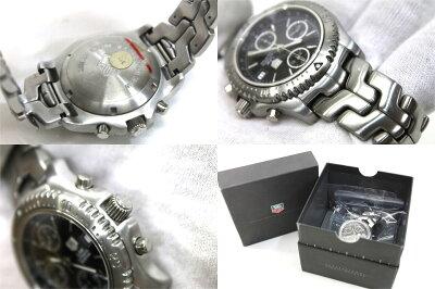 【TAGHEUER】タグホイヤーリンククロノグラフ200Mメンズ腕時計自動巻きCT5113【中古】《あす楽対応》【楽ギフ_包装】【送料無料】