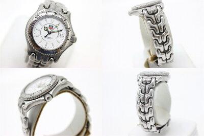 TAGHEUERタグホイヤーセルシリーズプロフェッショナル200Mレディース腕時計クオーツSSWG1312-R0中古