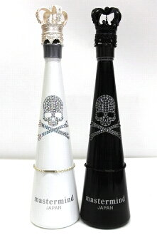 mastermind JAPAN×Fillico mastermind of Japan Philco collabo bottle skull jewelry water 2 book set black / white unopened owned KK