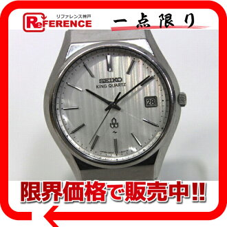 精工精工国王石英男式手表 SS 石英 0852年-8000 KK 0601 乐天卡司