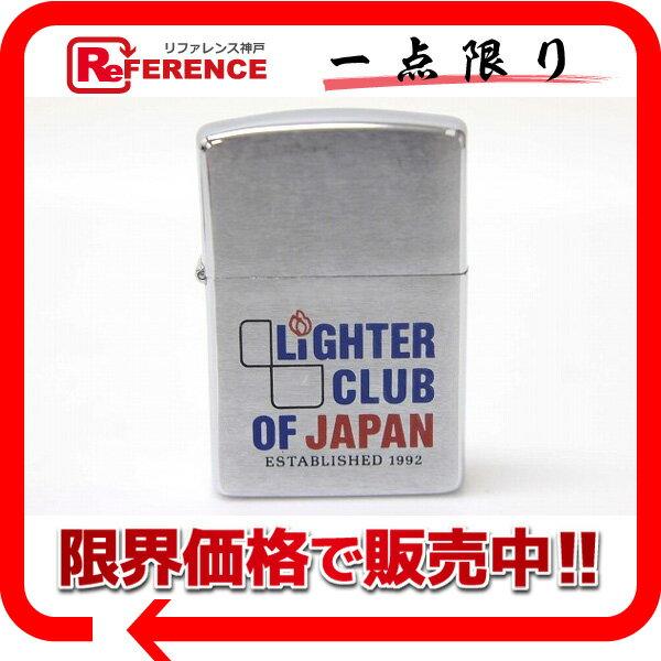 ZIPPO ジッポー 1993年 LIHGTER CLUB OF JAPAN オイルライター シルバー 【中古】 KK
