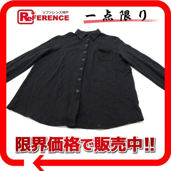 FENDI フェンディ ニット トップス フェンディジーンズ 長袖シャツ ブラック レディース【中古】