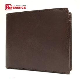 Paul Smith ポールスミス メンズ レディース 短財布 二つ折り財布(小銭入れあり) レザー ボルドー ユニセックス【中古】