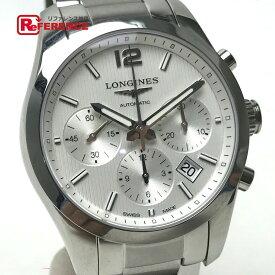 LONGINES ロンジン L27864766 メンズ腕時計 コンクエストクラシック 腕時計 SS シルバー メンズ 未使用【中古】