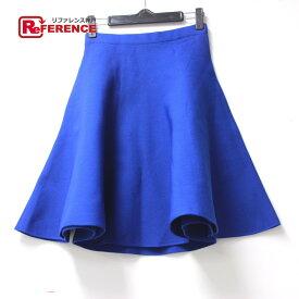 LE CIEL BLEU ルシェルブルー アパレル ボトムス LE CIEL BLEU ミニスカート ブルー レディース【中古】