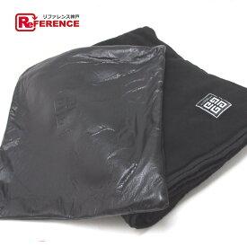 ジバンシー 毛布 クッション型 合皮 合皮 ブラック ユニセックス【中古】