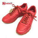 8e2b58c071465 AUTHENTIC LOUIS VUITTON Louis Vuitton x Supreme Runaway Men s shoes shoes  17 AW Louis Vuitton   Supreme RUN AWAY SNEAKER sneakers Red Leather 1A3FC6