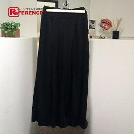 DOUBLE STANDARD CLOTHING ダブルスタンダードクロージング バギーパンツ Sov (M) ワイドパンツ ブラック レディース【中古】