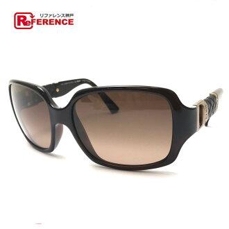 AUTHENTIC FENDI Men's Women's Fashion Accessories sunglasses Brown/BlackBased Plastic FS445