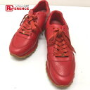 81ae5a163b5c7 AUTHENTIC LOUIS VUITTON Louis Vuitton x Supreme Runaway Men s shoes shoes  17 AW Louis Vuitton   Supreme RUN AWAY SNEAKER sneakers Red Leather 1A3EPP