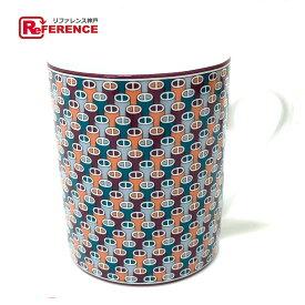 HERMES エルメス メンズ レディース ジェイド TIE・SET(タイセット) マグカップ 陶器/ グリーン レディース【新品】