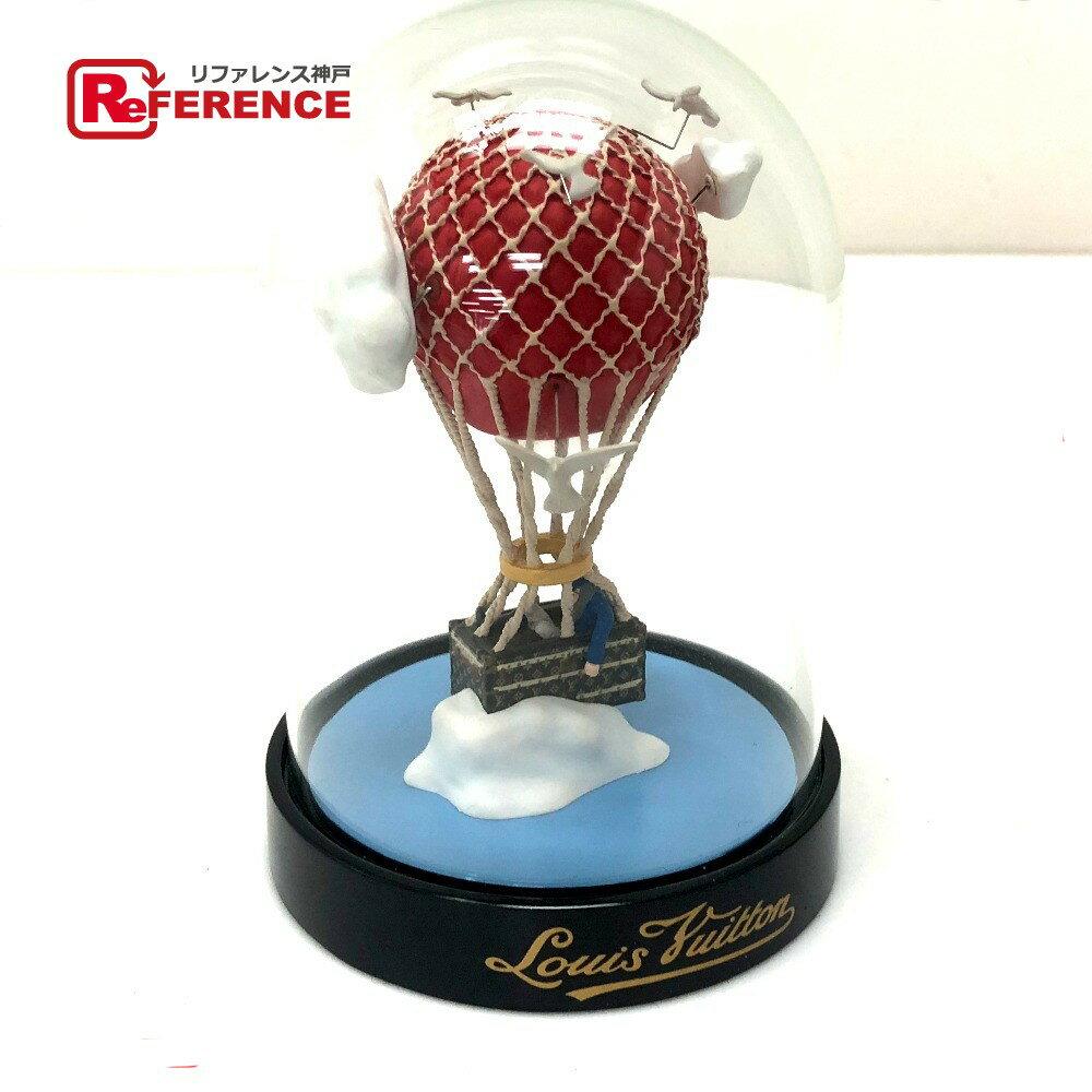 LOUIS VUITTON ルイ・ヴィトン 気球 マル・アエロ  2013年クリスマス顧客限定 ノベルティ オブジェ/ レッド レディース 新品同様【中古】