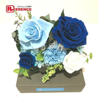 AUTHENTIC belles fleurs Unused clear case preserved flower Other Multicolore