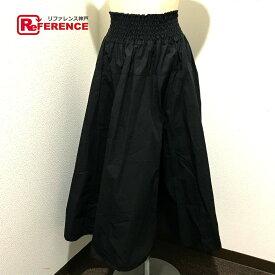 LE CIEL BLEU ルシェルブルー 20A67102 ボトムス レディース アパレル タグ有 ロングスカート ブラック レディース【中古】