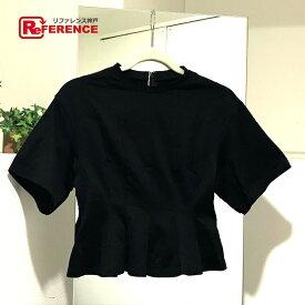 LE CIEL BLEU ルシェルブルー 20S62519 トップス コルセットシームTEE アパレル 半袖シャツ ブラック レディース 未使用【中古】