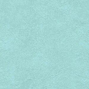 はがせる壁紙RILM93cm幅オーダーカット155漆喰調のミントブルー返品・交換不可