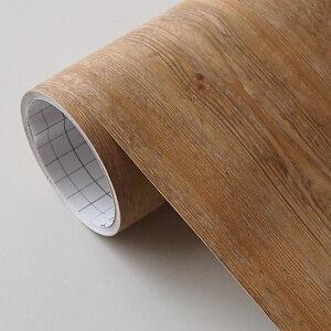 はがせる壁紙RILM93cm幅オーダーカット305木目柄パインアッシュ返品・交換不可