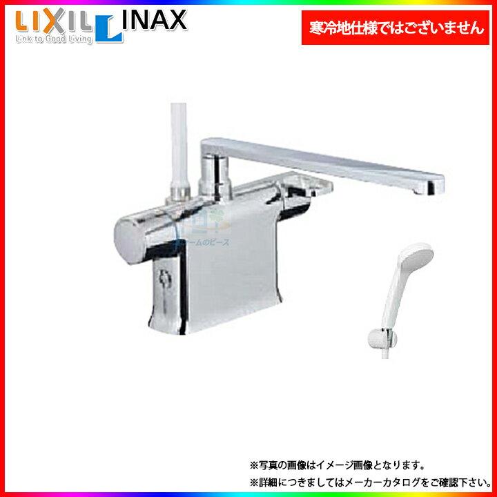 * [BF-B646TSD(300)-A120] リクシル INAX 浴室シャワー水栓 サーモ付 台付きタイプ デッキタイプ [北海道沖縄離島除き送料無料] あす楽