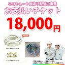 [WATARIHAIKAN-TICKET-15000] エコキュート用 渡り配管工事費チケット