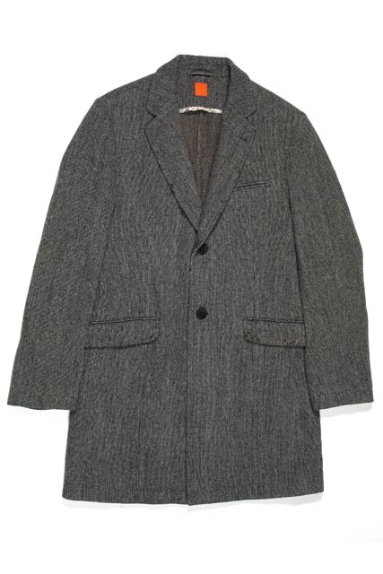 紳士 コート身巾詰め(4cm以内)