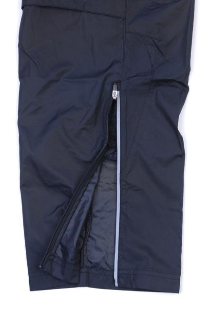 スポーツウェアスウェット類 裾あげ(ファスナーカット、ゴム入り)(ニットロック仕上げ)