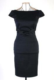 婦人ワンピース裾丈詰め(スリットあり)