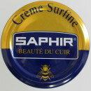 SAPHIR【サフィール】ビーズワックスファインクリーム50ml ブラック くつ シューズ ケア リペア 修理