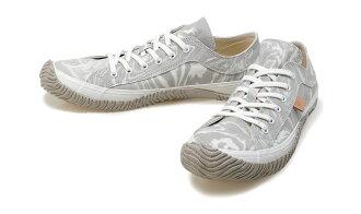 スピングルムーブ SPINGLE MOVE SPM-141 Gray スピングルムーブ SPM -141 gray leather sneakers SPINGLE MOVE スピングルムーヴ