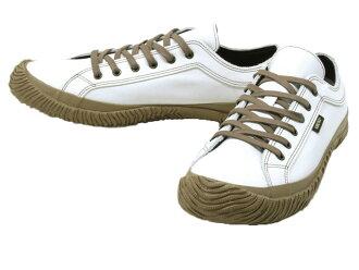 スピングルムーブ SPINGLE MOVE SPM-605 White/Brown sneakers SPM605 white / brown SPINGLE MOVE