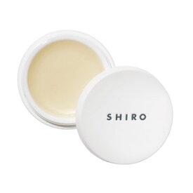 【8/1限定エントリーで最大ポイント17倍】【メール便対応商品】SHIRO シロサボン 練り香水