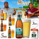 【送料無料 ハワイのビール コナビール 】 【5種類から選べる 飲み比べ 3本 セット】 KONA BREWING ビール ギフト プ…