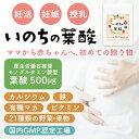 いのちの葉酸 葉酸 モノグルタミン葉酸 鉄 無添加 妊活 妊娠 サプリ サプリメント タブレット 送料無料