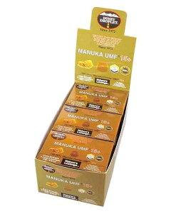 マヌカハニー キャンディ ハニードロップレット マヌカハニー UMF 15+ (1箱6粒入 x12箱セット)箱買い のど飴 はちみつ 蜂蜜 マヌカキャンディ ハニージャパン