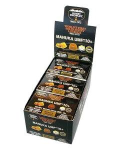 マヌカハニー キャンディ ハニードロップレット マヌカハニー UMF 10+ (1箱6粒入 x12箱セット)箱買い マヌカハニー のど飴 はちみつ 蜂蜜 マヌカキャンディ ハニージャパン