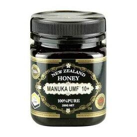 マヌカハニー 「UMF 10+ 」250g ハニージャパン Honey Japan (37ハニー) ニュージーランド ハチミツ 蜂蜜 トレーサビリティ保証付 ポリフェノール