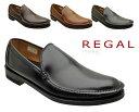 REGAL リーガル 15DR 15DRBC 手縫いモカの革底 ヴァンプ 靴 正規品 メンズ
