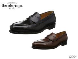 ユニオンインペリアル UNION IMPERIAL Goodyear Welted U2004 メンズ ローファー ビジネスシューズ 靴